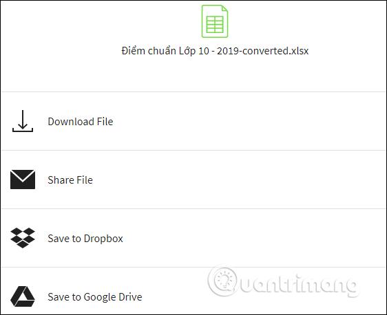 Cách chuyển đổi file PDF sang Excel giữ nguyên định dạng - Ảnh minh hoạ 3
