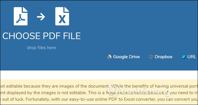 Cách chuyển đổi file PDF sang Excel giữ nguyên định dạng - Ảnh minh hoạ 4
