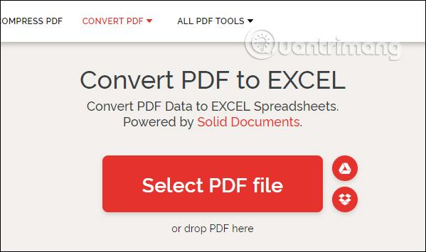Cách chuyển đổi file PDF sang Excel giữ nguyên định dạng - Ảnh minh hoạ 6
