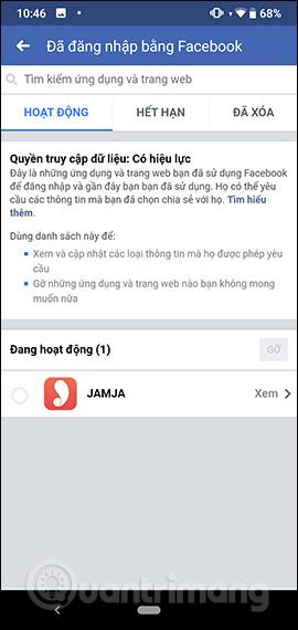 Trò chơi tức thì Facebook