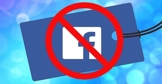 Cách xoá tag trên Facebook