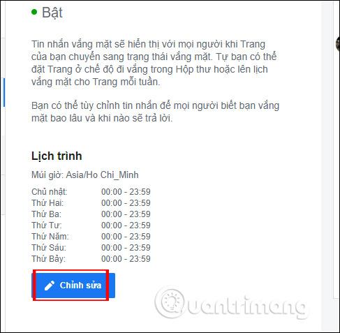 Hướng dẫn thiết lập tự động trả lời tin nhắn trên Fanpage Facebook - Ảnh minh hoạ 12