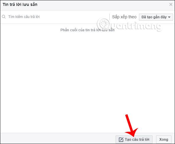 Hướng dẫn thiết lập tự động trả lời tin nhắn trên Fanpage Facebook - Ảnh minh hoạ 22