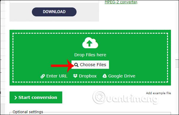 Video online convert