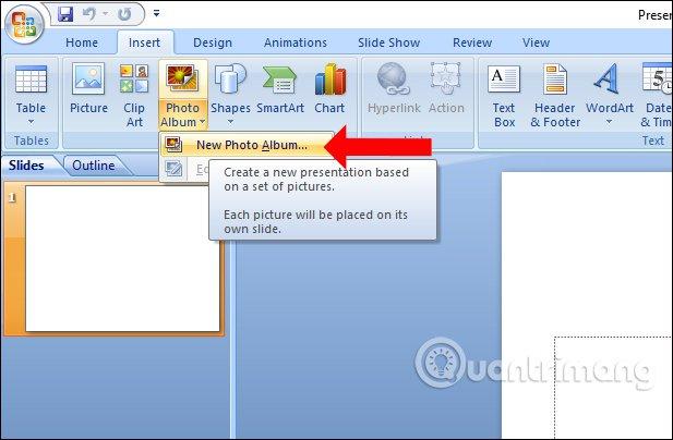 MS PowerPoint 2007 - Bài 7: Chèn hình ảnh và đồ họa trong slide - Ảnh minh hoạ 8