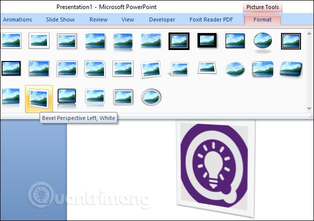 MS PowerPoint 2007 - Bài 7: Chèn hình ảnh và đồ họa trong slide - Ảnh minh hoạ 5
