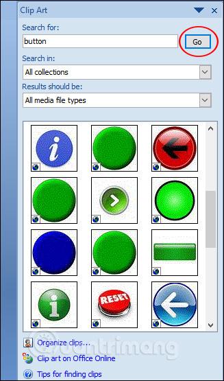 MS PowerPoint 2007 - Bài 7: Chèn hình ảnh và đồ họa trong slide - Ảnh minh hoạ 9