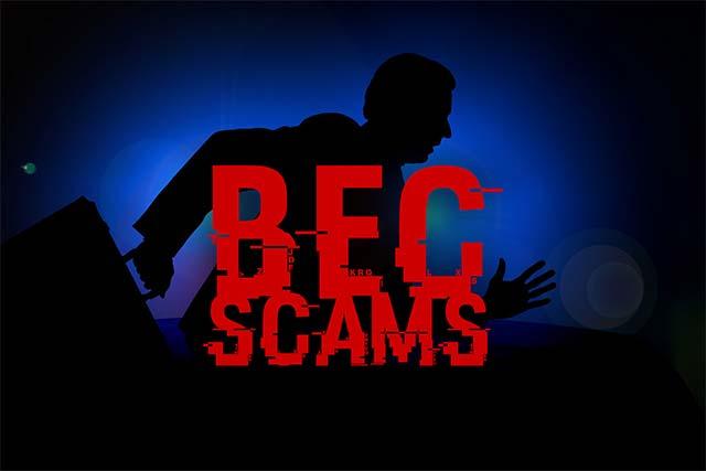 BEC scam là một hình thức lừa đảo trực tuyến thông qua email, nhắm tới các doanh nghiệp