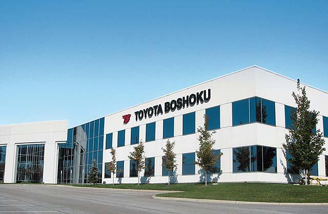 Toyota Boshoku là công ty con củaTập đoàn sản xuất ô tô Nhật Bản Toyota