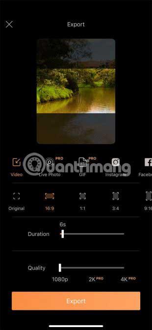 Pixaloop lưu ảnh tĩnh của bạn ở định dạng video