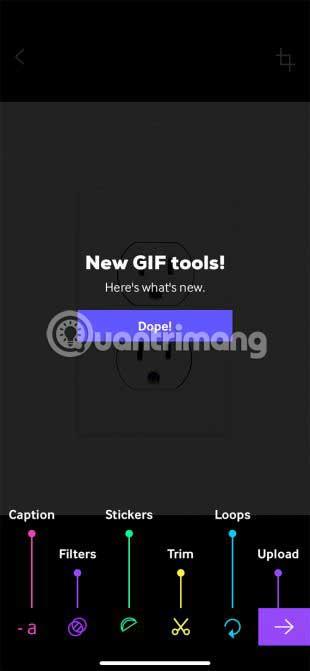 Bạn có thể upload ảnh bằng cách sử dụng các công cụ tạo hoạt ảnh tích hợp trên nền tảng