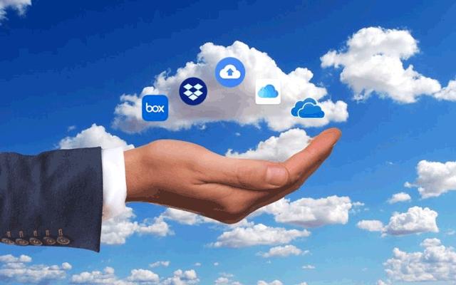 Sử dụng dịch vụ chia sẻ file