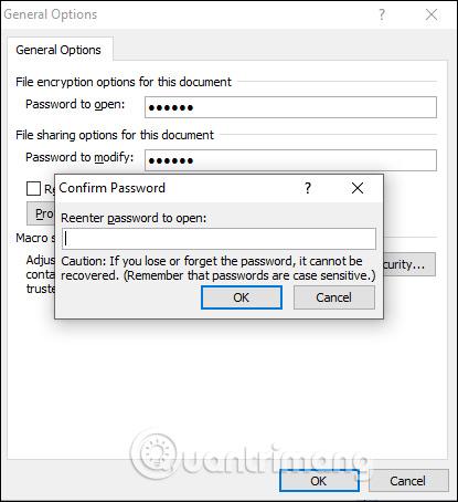 Cách để không cho người khác copy và chỉnh sửa file Word - Ảnh minh hoạ 4