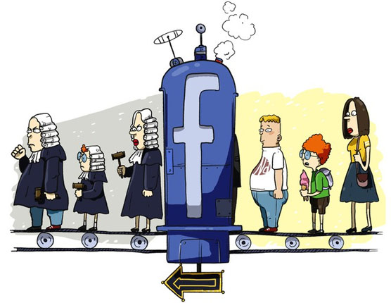 """Ngày càng xuất hiện nhiều """"anh hùng bàn phím"""" trên mạng xã hội tự cho mình quyền phán xét người khác"""