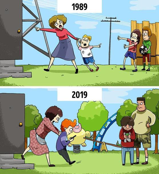 """Trong thời đại công nghệ số, trẻ em cũng trở thành """"tù nhân"""" của công nghệ"""