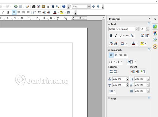 So sánh LibreOffice và OpenOffice - Ảnh minh hoạ 4