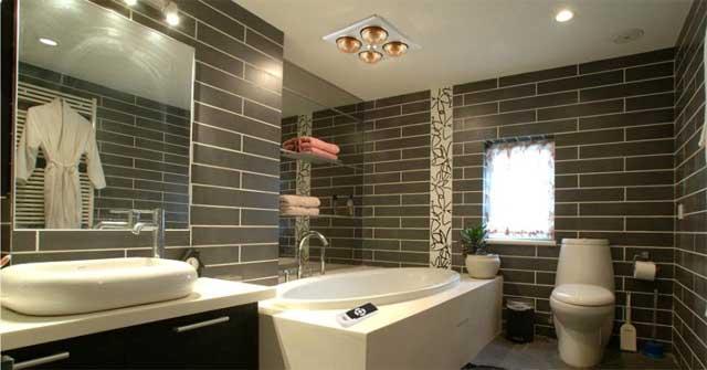 Đèn sưởi nhà tắm của đức giá rẻ