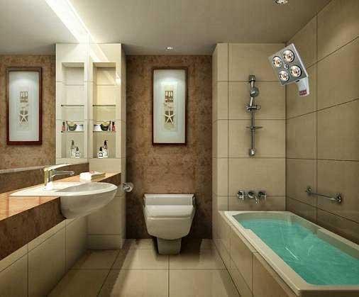 Đèn sưởi nhà tắm Đức