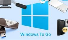 Cách dùng Windows To Go cài Windows lên USB