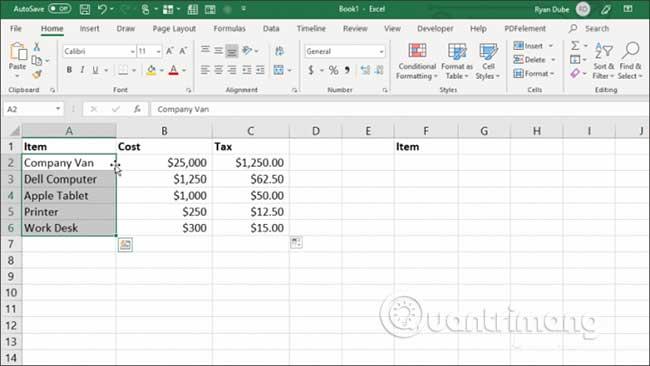 23 cách sử dụng tính năng Paste trong Excel - Ảnh minh hoạ 17