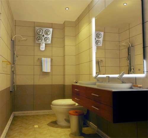 Bán đèn sưởi nhà tắm