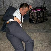 Chùm ảnh mô tả chân thực về văn hóa làm việc khắc nghiệt nhất thế giới của Nhật Bản