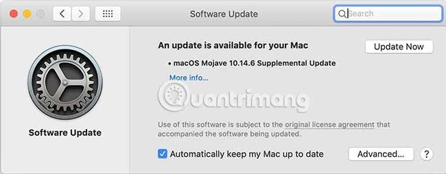 Cách khắc phục bàn phím máy Mac không hoạt động