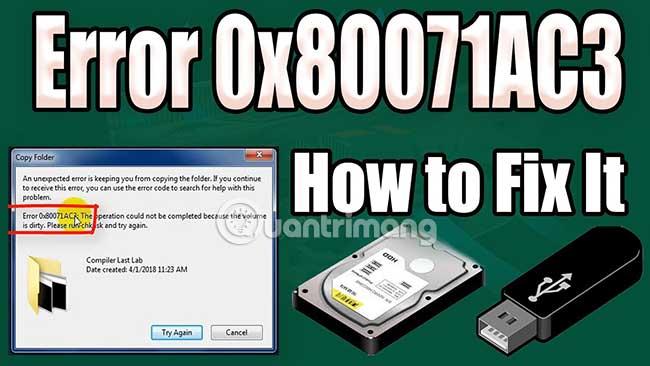 Cách sửa lỗi 0x80071ac3 - Ảnh minh hoạ 2