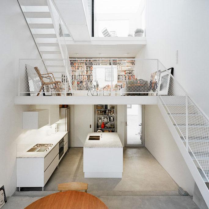 20 mẫu gác lửng đẹp cho ngôi nhà có diện tích nhỏ   BLOG Nội Thất