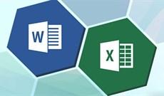 Làm thế nào để sao chép dữ liệu từ Excel sang Word?