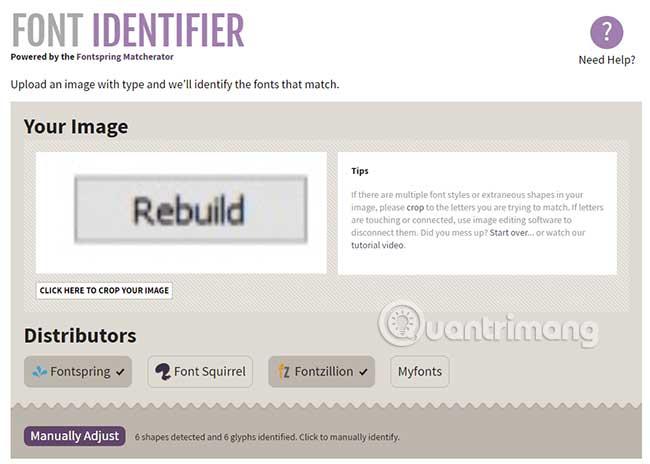 FontSquirrel Matcherator