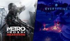 Mời tải hai tựa game Metro 2033 Redux và Everything đang được miễn phí