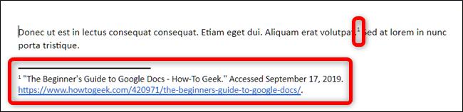 Cách tìm và thêm trích dẫn trong Google Docs - Ảnh minh hoạ 6