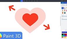 Cách thay đổi độ phân giải trong Paint 3D