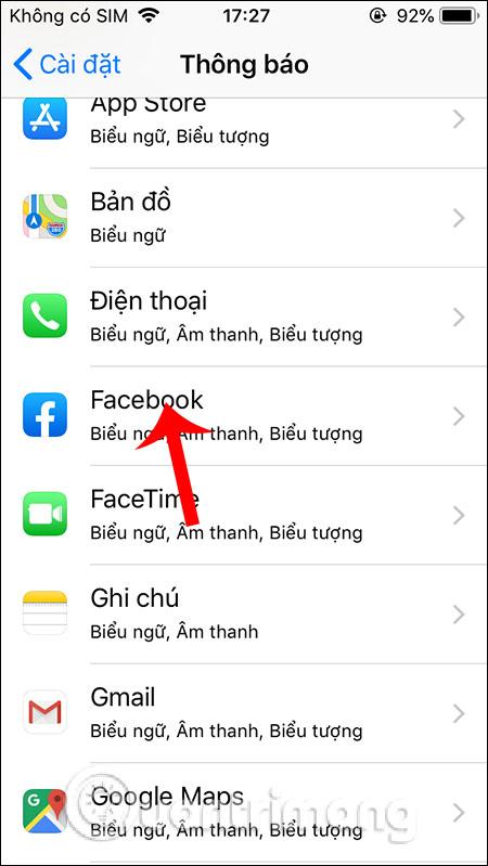 Cách bật, tắt thông báo Facebook chung trên điện thoại - Ảnh minh hoạ 10