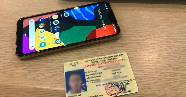 Hướng dẫn tra cứu giấy phép lái xe trực tuyến