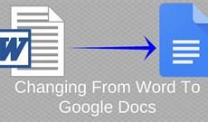 Cách tải tài liệu, upload file lên Google Docs