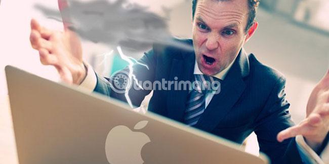 Khi máy Mac gặp sự cố nghiêm trọng
