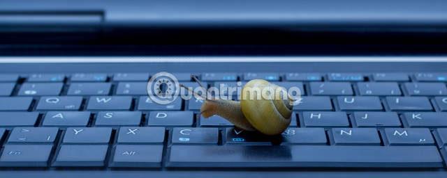 Khi máy Mac thực sự chậm