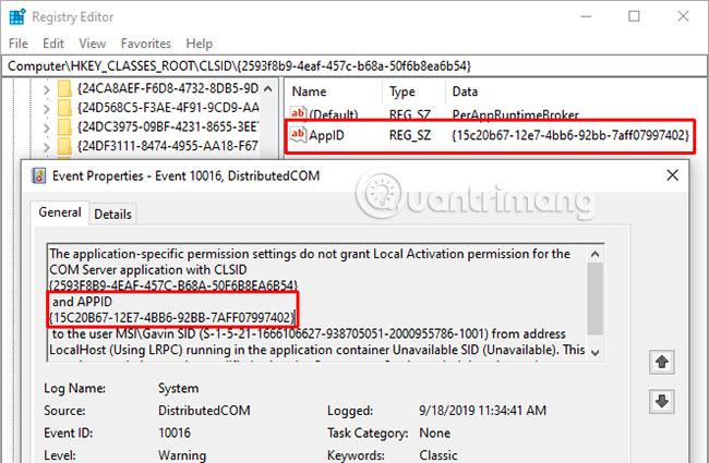 Cách khắc phục lỗi DistributedCOM Error 10016 trong Windows 10 - Ảnh minh hoạ 3