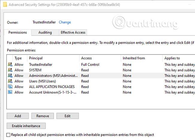 Cách khắc phục lỗi DistributedCOM Error 10016 trong Windows 10 - Ảnh minh hoạ 4