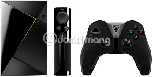 Nvidia Shield TV là một set-top box tuyệt vời tập trung vào chơi game