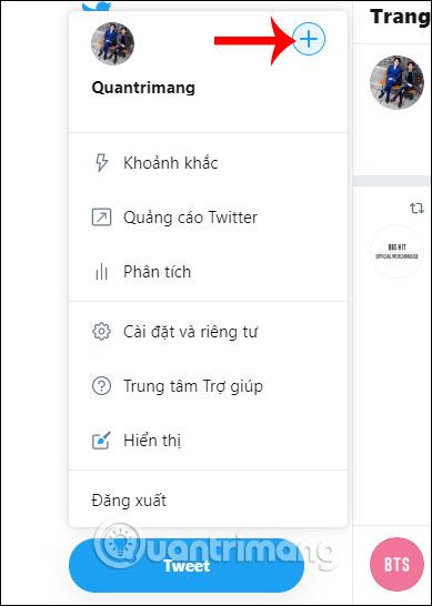 Cách đăng nhập nhiều tài khoản Twitter cùng lúc - Ảnh minh hoạ 10