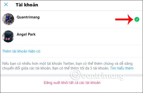Cách đăng nhập nhiều tài khoản Twitter cùng lúc - Ảnh minh hoạ 14