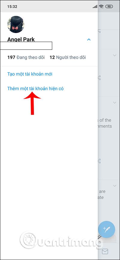 Cách đăng nhập nhiều tài khoản Twitter cùng lúc - Ảnh minh hoạ 3