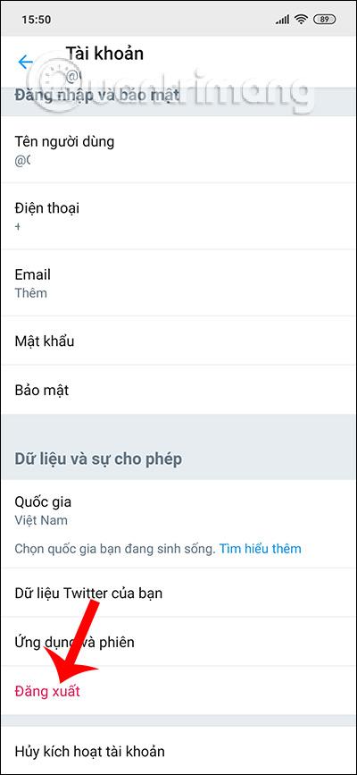 Cách đăng nhập nhiều tài khoản Twitter cùng lúc - Ảnh minh hoạ 8