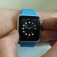 Cách chụp ảnh màn hình trên Apple Watch