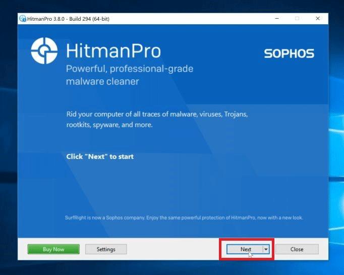 Cách xóa ransomware tạo file đuôi .boot - Ảnh minh hoạ 4