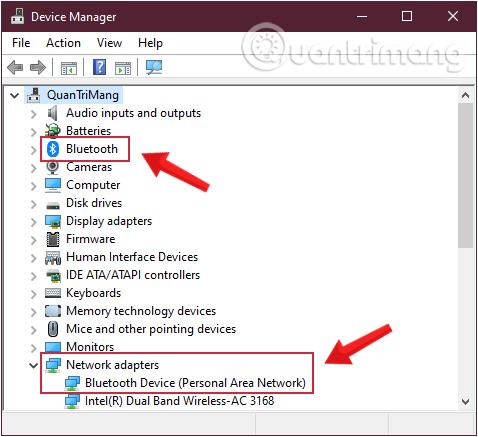 Kiểm tra xem thiết bị của bạn có hỗ trợ Bluetooth không