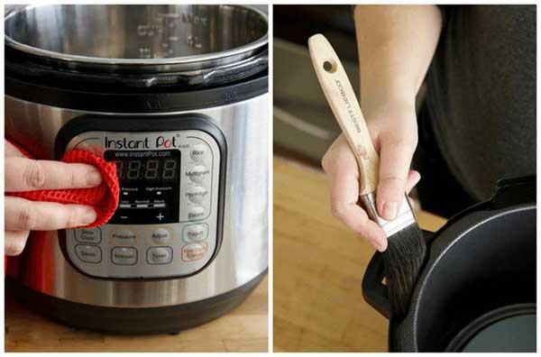 Cách sử dụng nồi áp suất điện